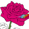 Coloring Book: Flowers  - Fun Coloring Games