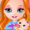 Baby Barbie's Little Sister - Baby Barbie Games