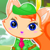 Foxy Dress Up - Animal Dress Up Games