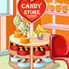Candy Store Decoration - Free Decoration Games
