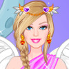 Barbie Angel Bride  - Barbie Dress Up Games