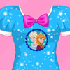 Baby Barbie Hobbies Frozen Tshirt - Fun Decoration Games For Girls