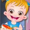 Baby Hazel Kitchen Fun -  Fun Baby Games For Girls