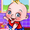 Cute Baby Washing Clothes  - Simulation Games For Girls