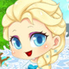 Baby Elsa Flower Care  - Free Simulation Games