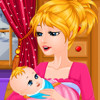 Cute Baby Feeding  - Baby Care Games Online