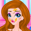 Princess Skin Doctor  - Princess Facial Games