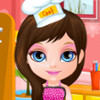 Baby Barbie Pizza Maker  - Barbie Cooking Games