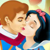 Snow White Love Story - Kissing Games For Girls