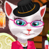 Talking Angela Dress Up - My Talking Angela Games