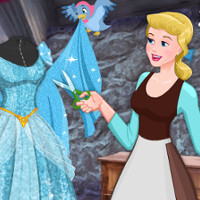 Princess Dress Design - Dress Making Games For Girls