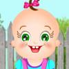 Baby Rosy Gardener - Gardening Games Online