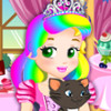 Princess Juliet Castle Party  - Fun Games For Girls
