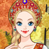 Russian Girl - Dress Up And Make Up Games