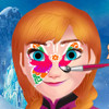 Frozen Anna Face Paint - Face Painting Games