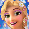 Rapunzel Wedding Makeup - Wedding Makeup Games