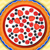 Strawberry Blackcurrant Pie  - Pie Cooking Games