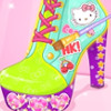 Hello Kitty Shoes Designer  - Shoe Design Games For Girls