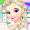 Elsa's Candy Make-Up - Elsa Makeup Games