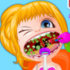 Baby Barbie Throat Doctor  - Doctor Games Online