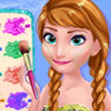 Frozen Makeup Prom Design  - Frozen Makeup Games