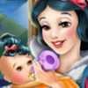 Snow White Baby Feeding - Baby Care Games For Kids