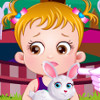 Baby Hazel Pet Hospital - Fun Baby Hazel Games For Kids