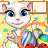 Angela Easter Decor  - Easter Decoration Games