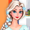 Elsa Fridge Cleaning - Frozen Games For Girls