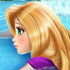 Rapunzel At The Swimming Pool - Princess Games For Girls