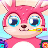 Doctor Rabbit Caring - Doctor Games Online