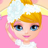 Baby Barbie Ballerina Costumes  - Baby Barbie Dress Up Games