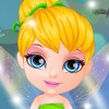 Baby Barbie Fairy Costumes  - Baby Barbie Dress Up Games