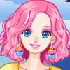 Fairy Kei Makeover  - Fashion Dress Up Games