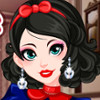 Snow White Inspired Makeover  - Princess Makeover Games