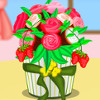Red Velvet Cupcake Bouquet - Cupcake Cooking Games