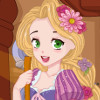 Rapunzel House Makeover  - House Makeover Games For Girls