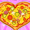 Fresh Hearted Pizza  - Pizza Cooking Games