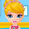 Baby Barbie Allergy Attack  - Doctor Games Online