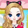 Kitten Style  - Fashion Dress Up Games