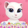 Little Angela Great Manicure  - Nail Design Games For Girls