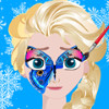 Elsa Face Painting  - Face Painting Games