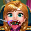 Anna Throat Doctor  - Free Doctor Games Online
