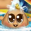 Pou Baby Wash - Baby Wash Games