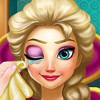 Elsa Eye Treatment  - Eye Doctor Games