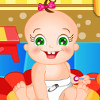 Baby Rosy Bathroom Decoration  - Play Decoration Games Online