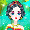 Snow White Wedding Dress Up - Princess Wedding Dress Up Games