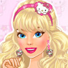 Hello Kitty Dress  - Free Dress Up Games
