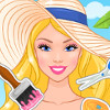 Barbie Swimsuit Designer  - Fun Designer Games