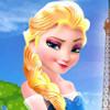 Elsa Goes To Paris  - Fun Elsa Games For Girls
